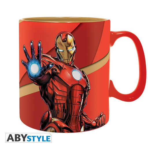 Marvel: Im Armored Iron Man 460 ml Mug