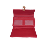 Tami Red and Gold Purse - Styles of Soki