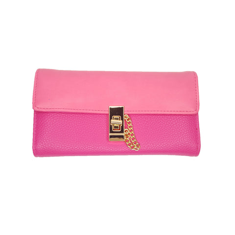Tami Fuschia & Gold Purse - Styles of Soki