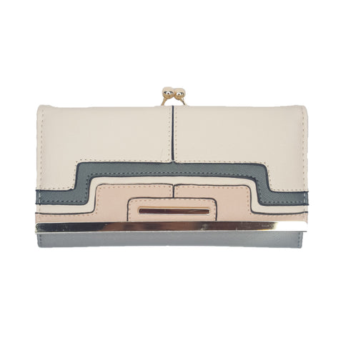 Zula Grey Boxed Purse - Styles of Soki