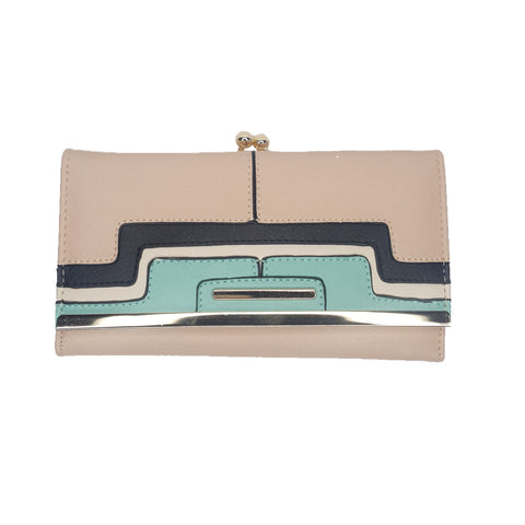 Zula Apricot Boxed Purse - Styles of Soki