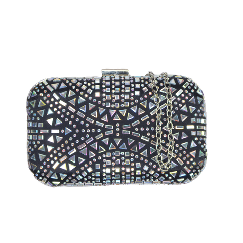 Sukie Black Studded Embellished - Styles of Soki