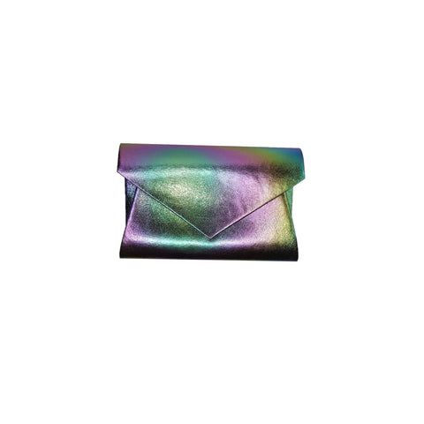 Kiki Dark Metallic & Multi-coloured Bag - Styles of Soki