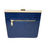 Shana Structured Navy Bag - Styles of Soki