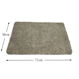 The Clean Step Mat The Super Absorbent Magic Door Mat