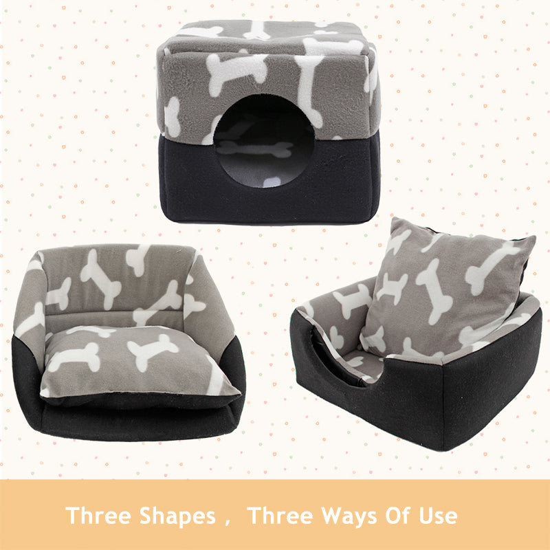 The 3 in 1 Pet Bed™️😍 Over 50% Off