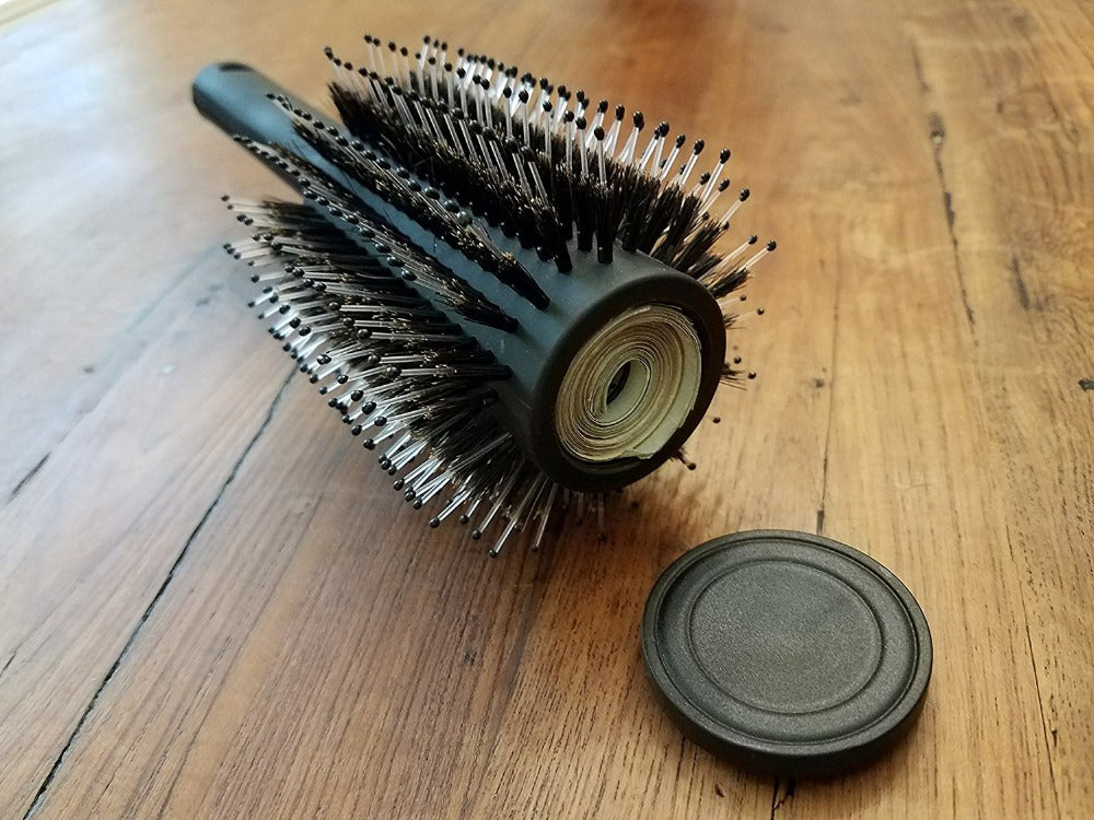 The Undercover Brush Safety Stash Container