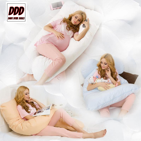 The Perfect Pillow Full Size Multi Purpose Body Pillow