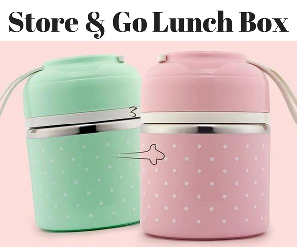 The Store & Go™️ Lunch Box