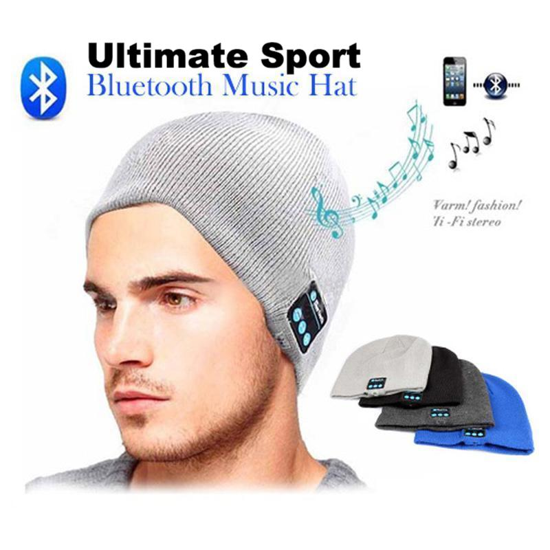 Ultimate Sport™️ Wireless Bluetooth  Music Hat for iPhone & SmartPhones