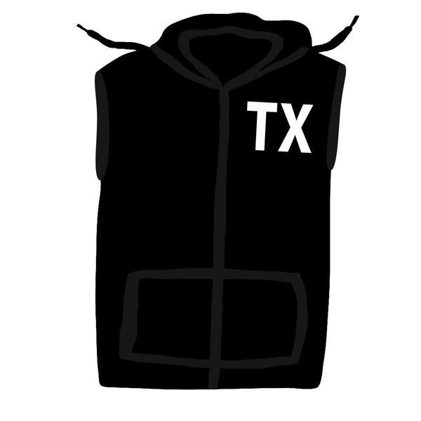 Sleeveless Hoodie - Limited Edition