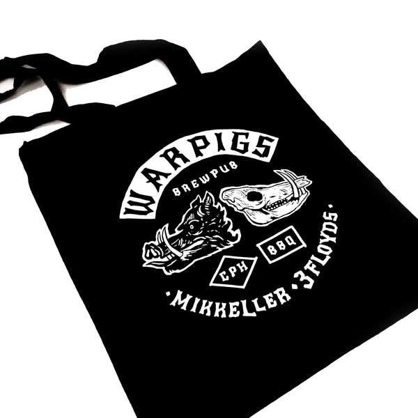 Warpigs Tote Bag