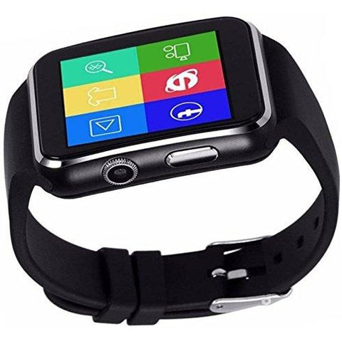 Smart Watch X6 Wrist Watch Phone with Camera,Bluetooth SIM Card