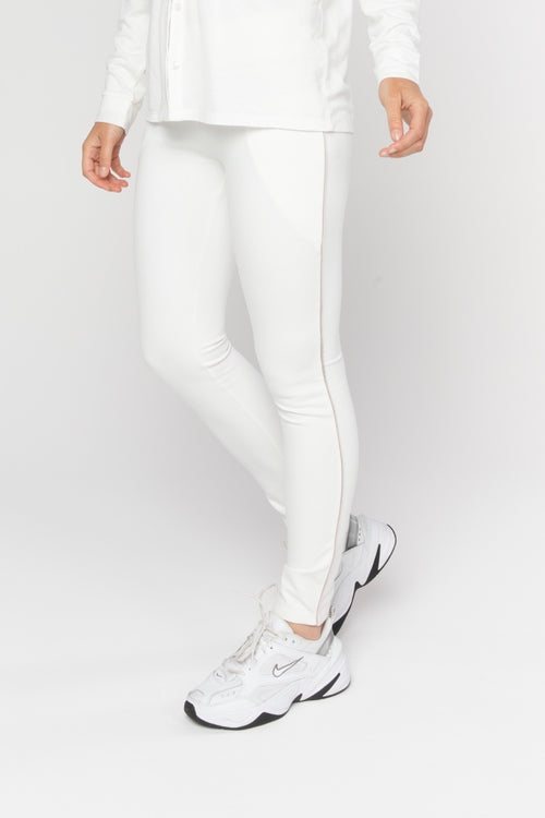 BRZ BUS 12 Legging - Creme