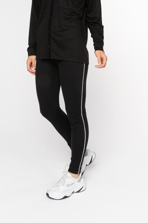 BRZ BUS 12 Legging - Black