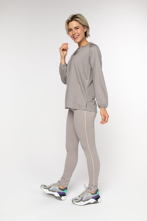BRZ BUS 12 Legging - Taupe