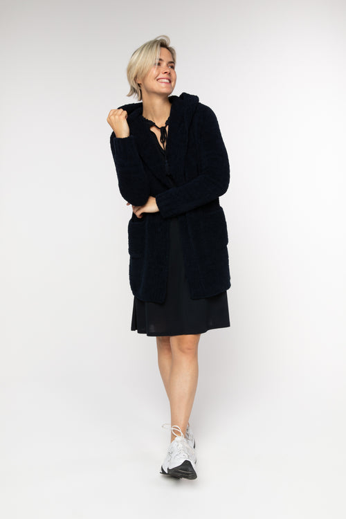 BRZ BUS 41 Cardigan - Black