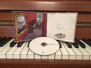 'Too Busy Framing' (2008 Album) CD