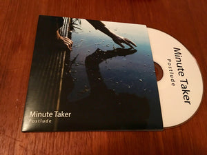 'POSTLUDE' (2012 EP) Physical CD