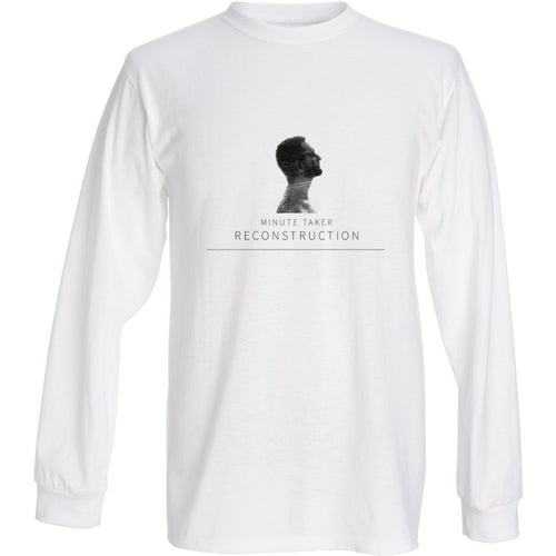 Long Sleeve 'Reconstruction' T-Shirt