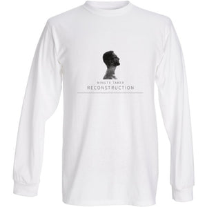 Long Sleeve 'Reconstruction' T-Shirt UNISEX
