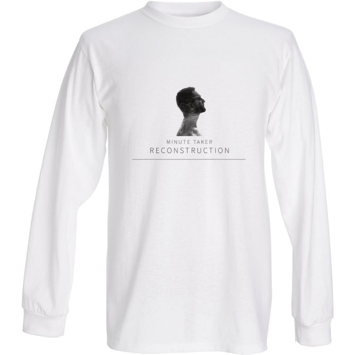 Long Sleeve 'Reconstruction' T-Shirt LAST FEW