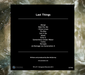 2 CD SET ('Last Things' & 'Reconstruction')