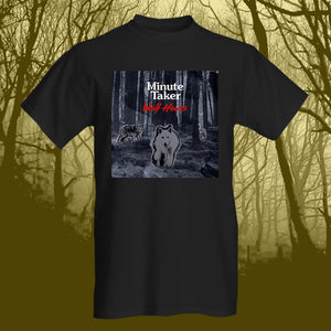 NEW! Short-Sleeve WOLF HOURS 'Woods' T-Shirt