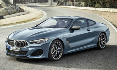 Tell The S-Class Coupè to Make Room For The BMW 8 Series!