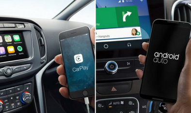 Apple Car Play vs Android Auto Who wins??!