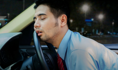 Drowsy Driving Frequently Causes Accidents
