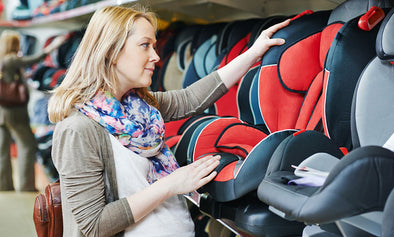 Which car seat do you need for your children?