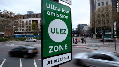 Ultra Low Emission Zone and Why you Might Need a New Car
