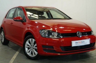 2014 14 Volkswagen Golf 1.2 TSI S 5dr - From £158.06 Per Month