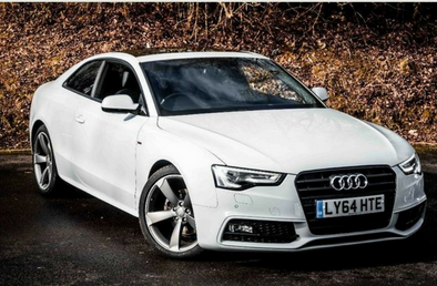 2015 64 Audi A5 2.0 TDI 177 Black Edition 2dr  - From £270.59 Per Month