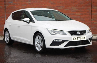 SEAT LEON 5 DOOR 1.4 TSI FR 150 TECHNOLOGY 5dr - £260.31 Per Month NO DEPOSIT!!