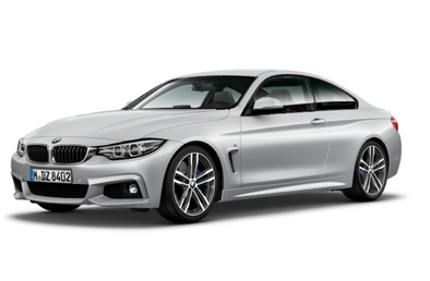 BMW 4 SERIES COUPE 420i M Sport 2dr Auto - £297.01 Per Month