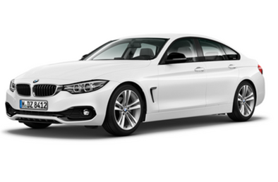 BMW 4 SERIES GRAN COUPE 420i M Sport 5dr Auto  (Professional Media) - £302.54 Per Month