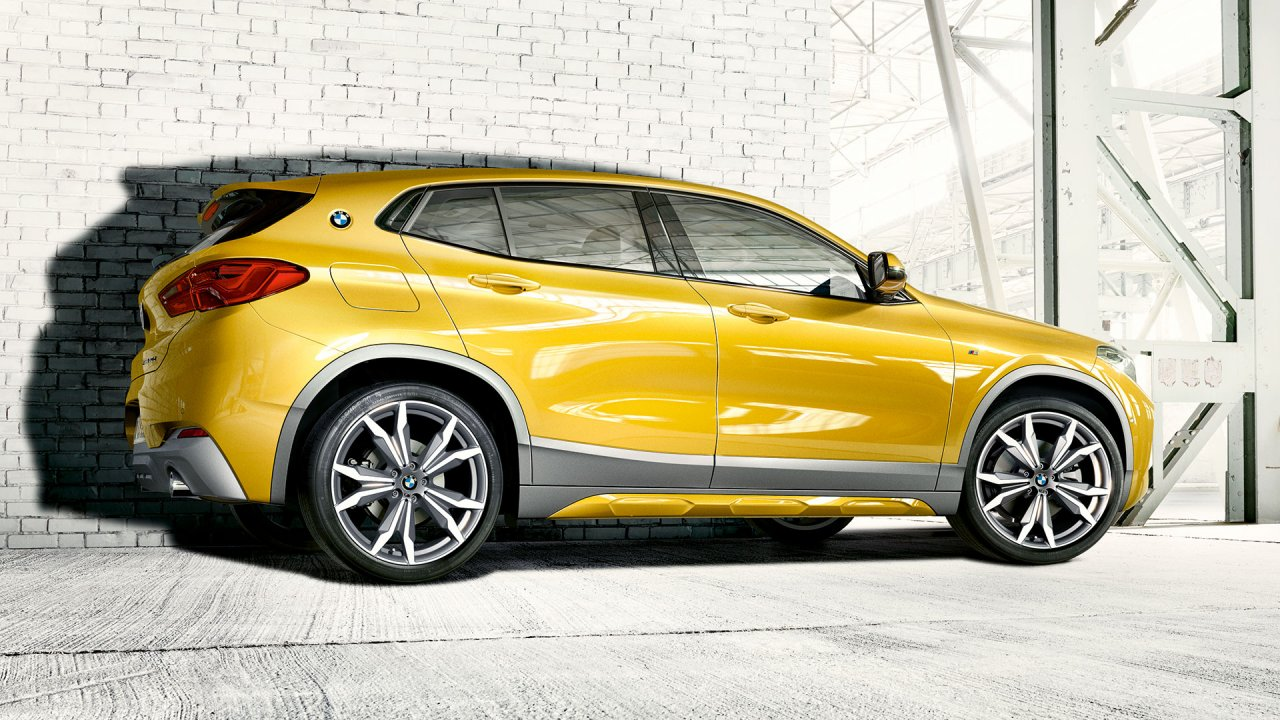 BMW X2 Sdrive 18d Sport Manual £338.67 + VAT Per Month – CarBuyingGuru