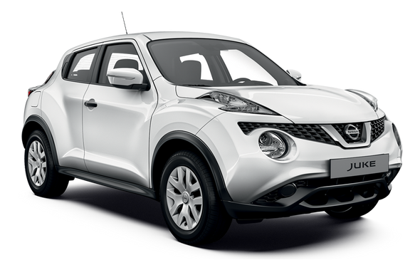 Nissan Juke 1.6 Visia Manual £188.58 Per Month LIMITED STOCK