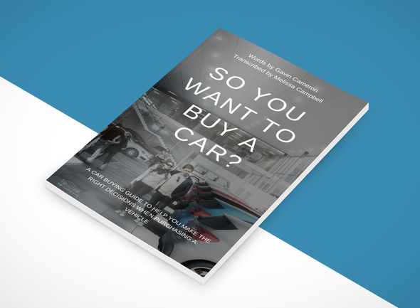 So You Want To Buy A Car? - EBook