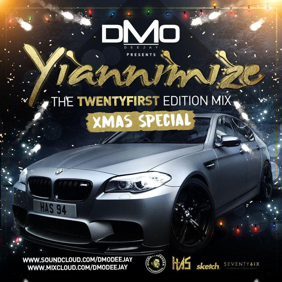 Yiannimize Mix 21 Tracked CD