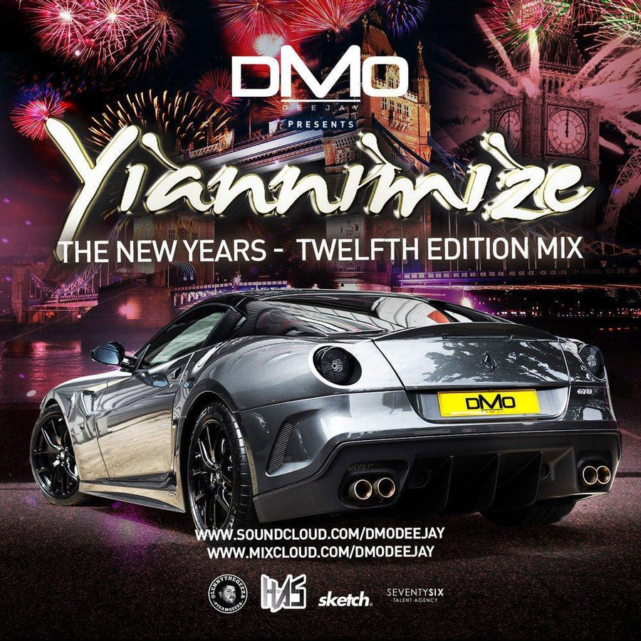 Yiannimize Mix 12 Tracked CD