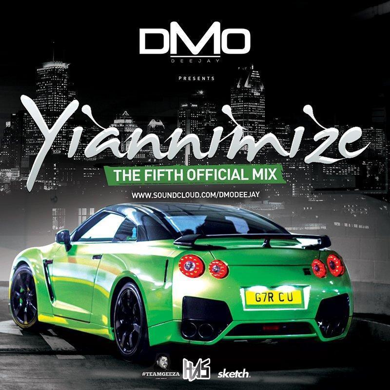 Yiannimize Mix 5 Tracked CD
