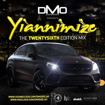 Yiannimize Mix 26 Tracked CD