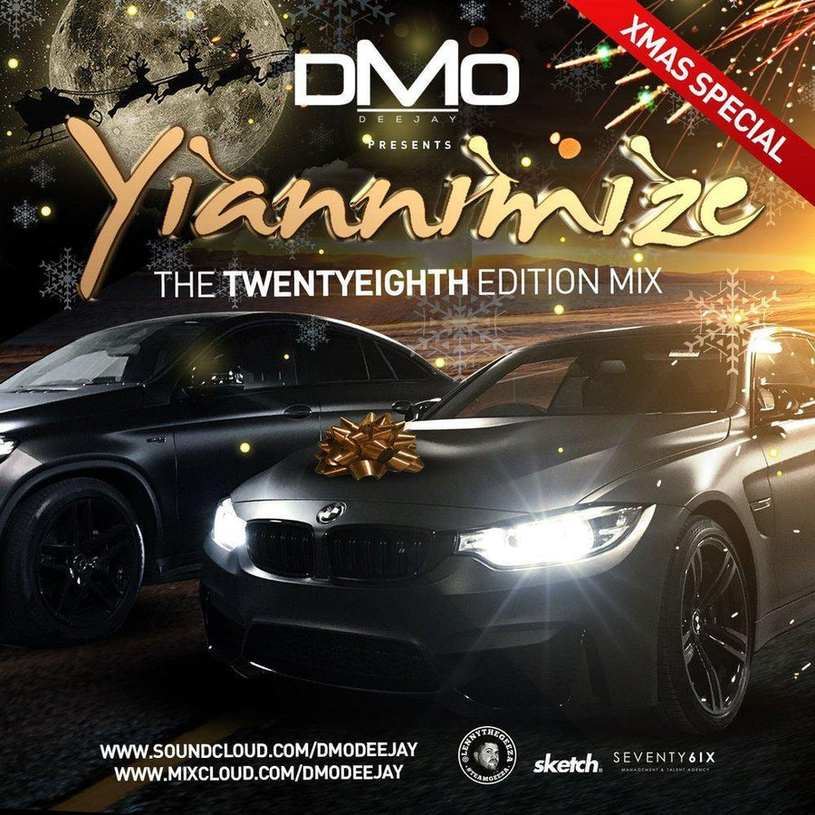 Yiannimize Mix 28 Tracked CD