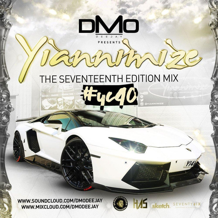 Yiannimize Mix 17 Tracked CD