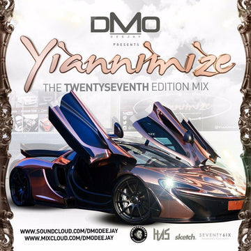 Yiannimize Mix 27 Tracked CD