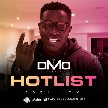 DMODeejay - Hotlist Part Two *preorder*