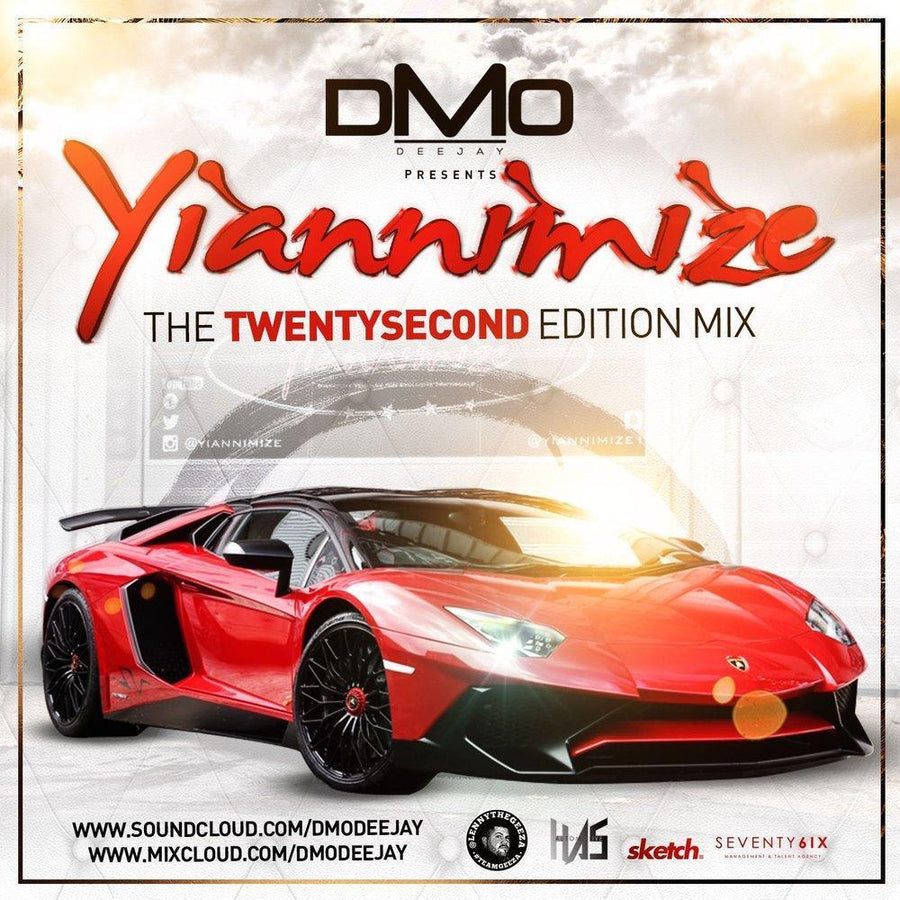 Yiannimize Mix 22 Tracked CD